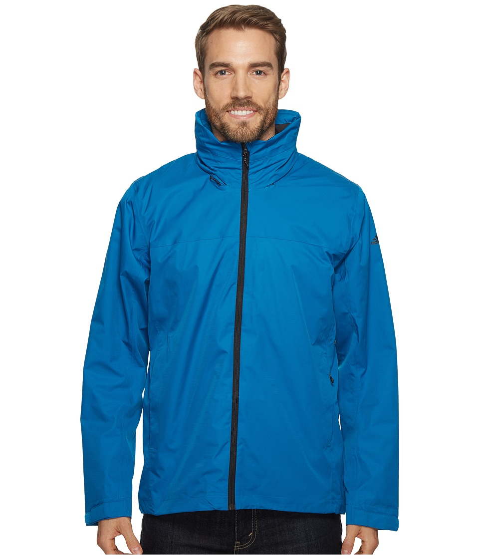 adidas Outdoor - Wandertag Jacket (Unity Blue) Men's Coat