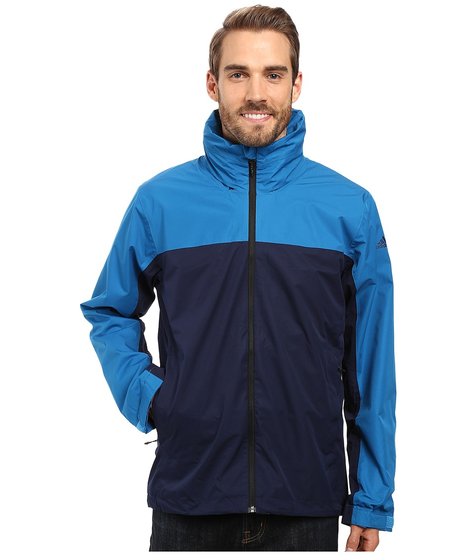 adidas Outdoor - Wandertag Jacket (Unity Blue/Collegiate Navy) Men's Coat