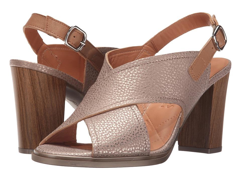 Hispanitas - Meridel (Cassiopea Mekong/Sauvage Cammeo) Women's Sling Back Shoes