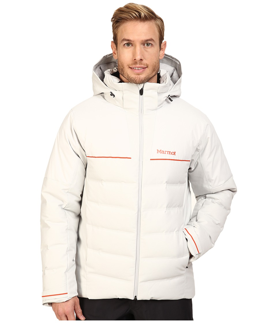 Marmot - Alchemist Jacket (Glacier Grey) Men's Coat
