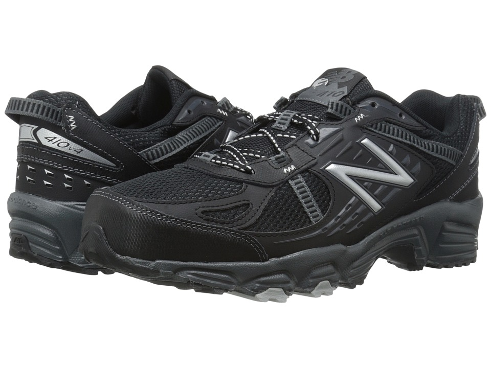 New Balance - MT410BS4 (Black/Silver) Men's Shoes