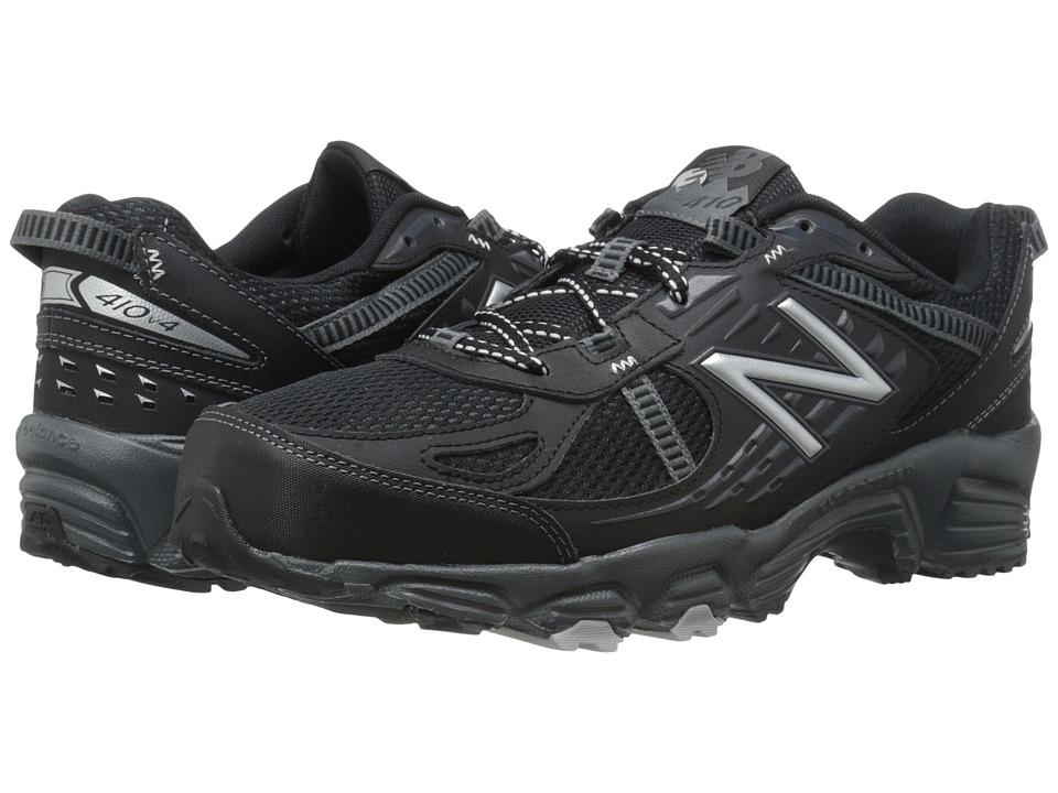 New Balance - MT410BS4 (Black/Silver) Men's Shoes