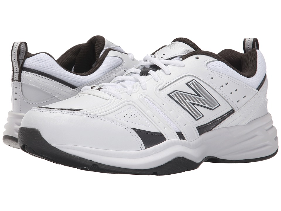 New Balance - MX401V2W (White/Grey) Men