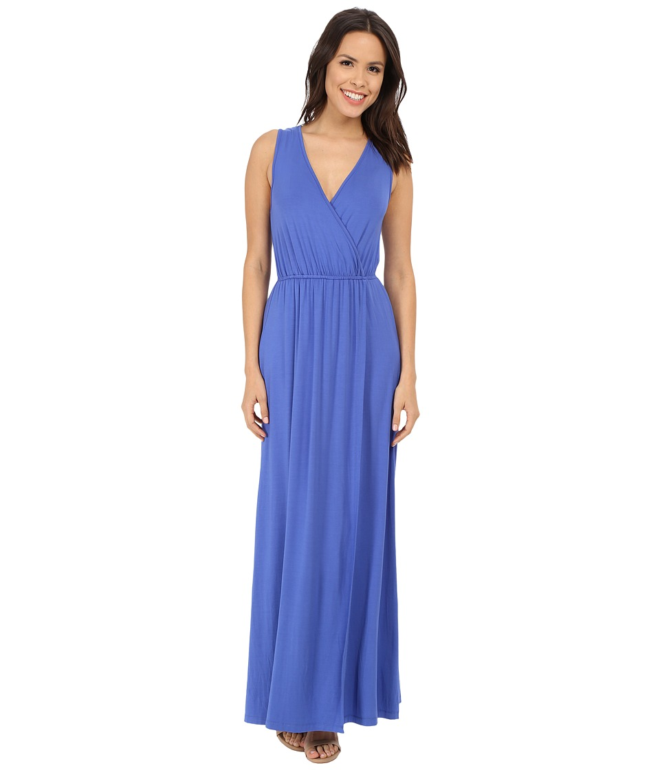 Culture Phit - Jain Maxi Dress (Deep Periwinkle) Women's Dress