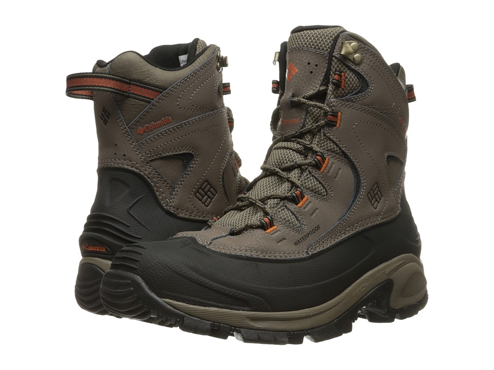 Columbia Boots Mens - Columbia Snowblade Plus Waterproof White Grey