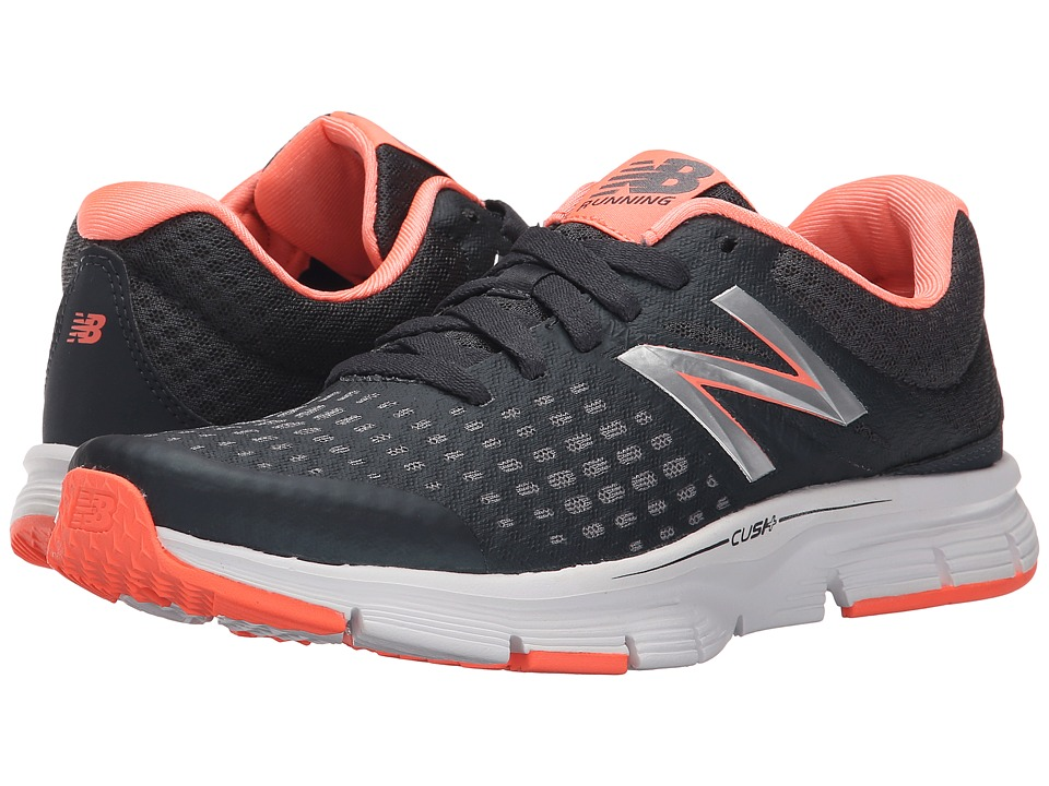 New Balance - W775GC1 (Grey/Coral) Women's Shoes