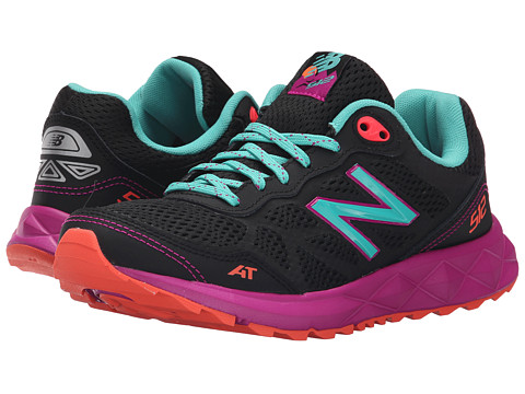 New Balance - WTE512D1 (Black/Poison) Women
