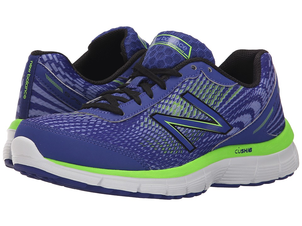 New Balance - W575BL1 (Spectrum Blue) Women's Shoes