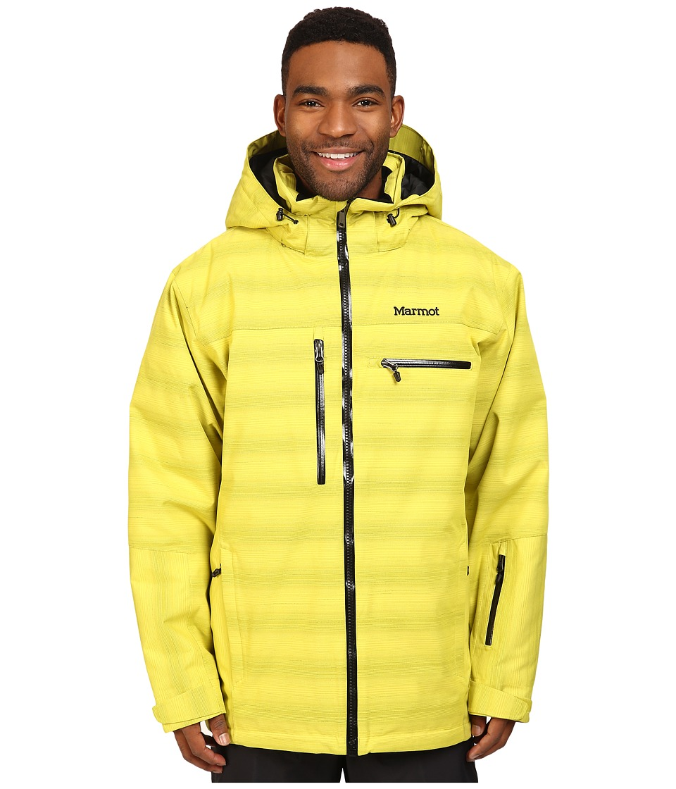 Marmot - Starcross Jacket (Citronelle) Men's Coat