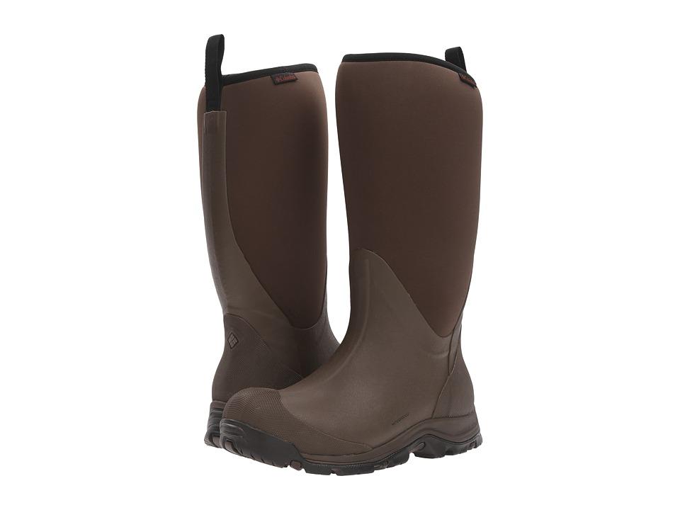 Columbia - Bugaboot Neo Tall Omni-Heat (Cordovan/Sanguine) Men's Shoes