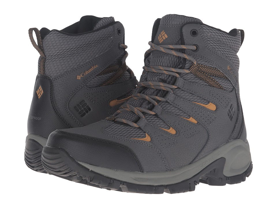 Columbia Gunnison (Charcoal/Maple) Men