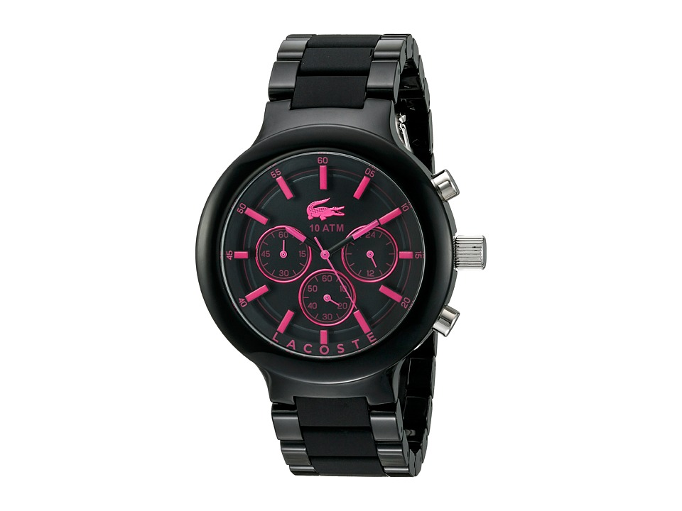 Lacoste - 2010771 - BORNEO (Black) Watches