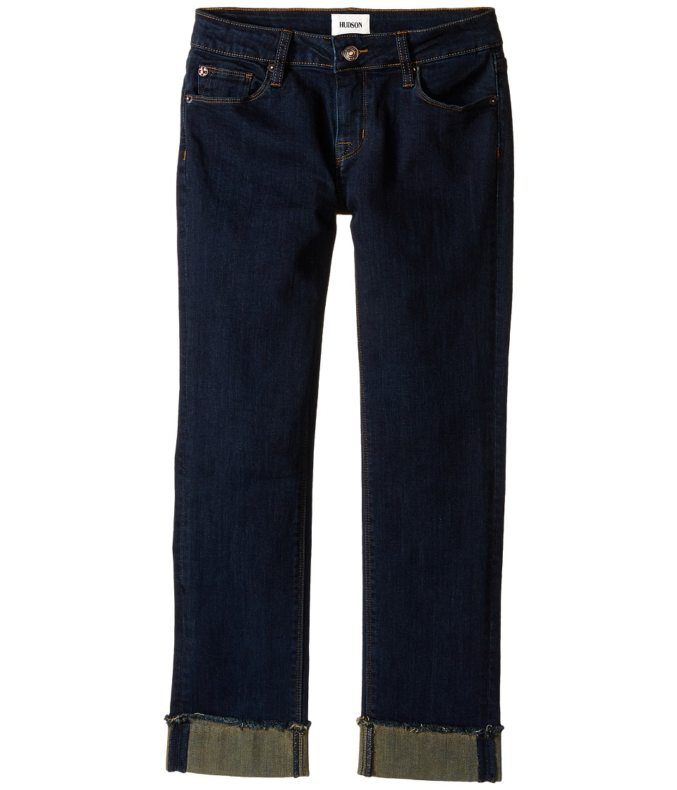 Hudson Kids - Stella Crop in Pressed Rinse (Big Kids) (Pressed Rinse) Girl's Jeans
