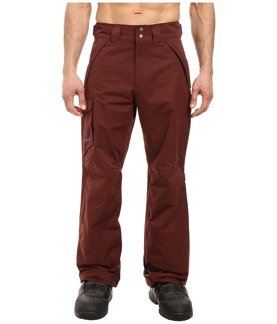 Marmot - Motion Pant (Marsala Brown) Men's Outerwear
