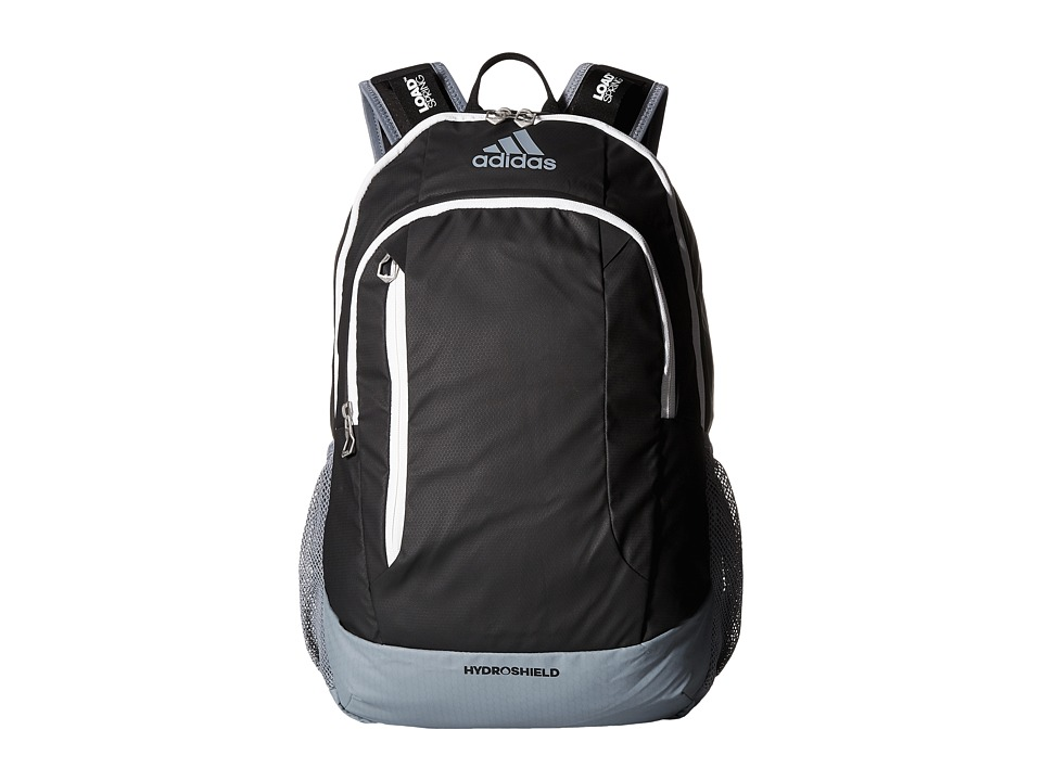 adidas - Mission Backpack (Black/Grey/Neo White) Backpack Bags