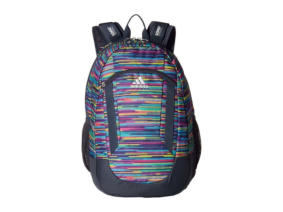 adidas - Excel II Backpack (Skyler Shock Pink/Deepest Space/Neo White) Backpack Bags