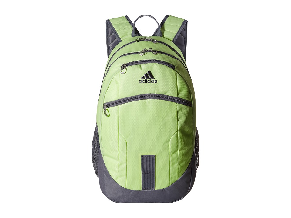 adidas - Foundation II Backpack (Frozen Yellow/Grey) Backpack Bags