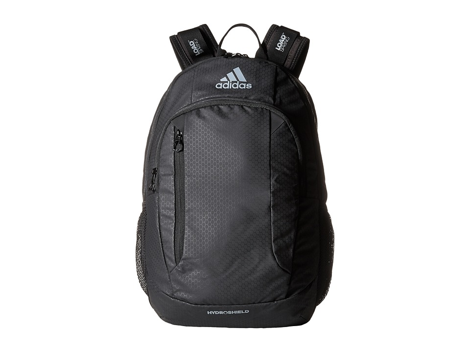 adidas - Mission Backpack (Black/Grey) Backpack Bags