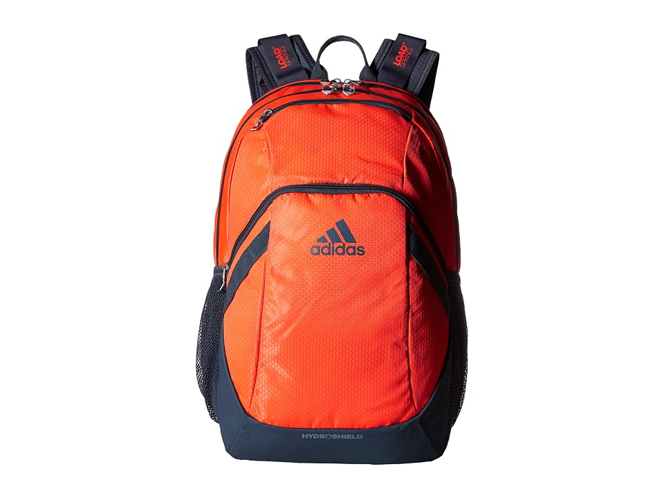 adidas - Pace Backpack (Solar Red/Deepest Space/Grey) Backpack Bags