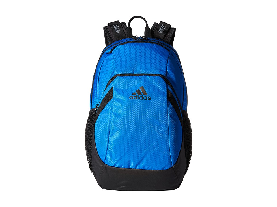adidas - Pace Backpack (Bright Blue/Unity Ink/Black) Backpack Bags
