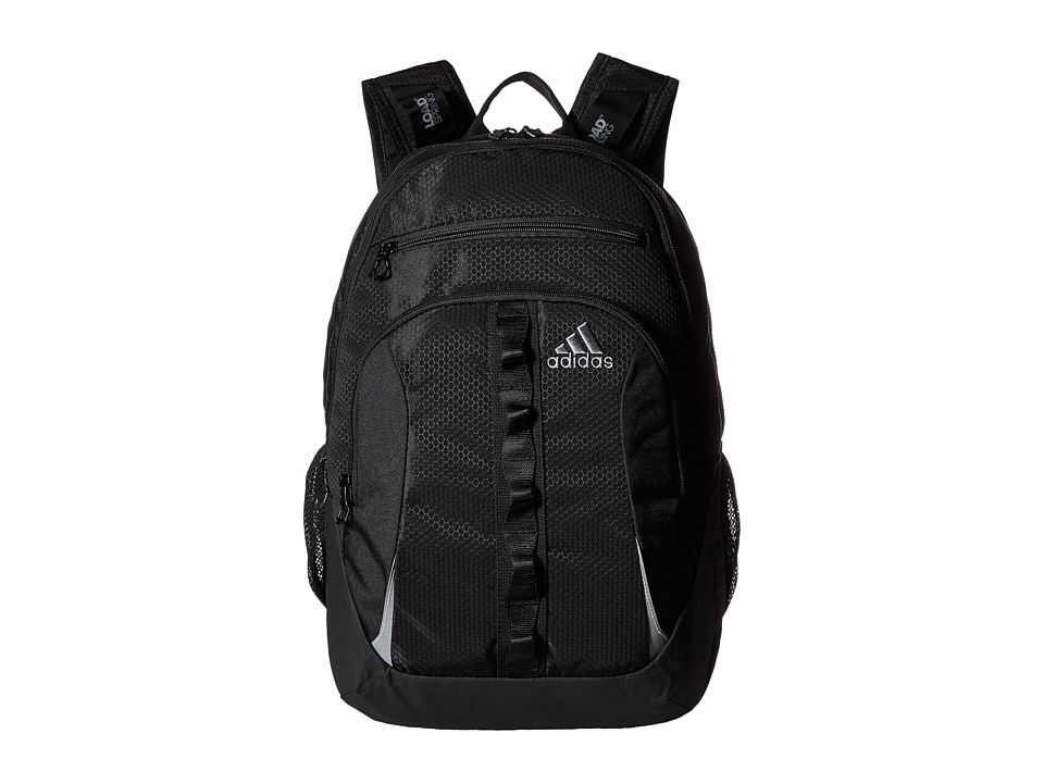 adidas - Prime II Backpack (Black) Backpack Bags