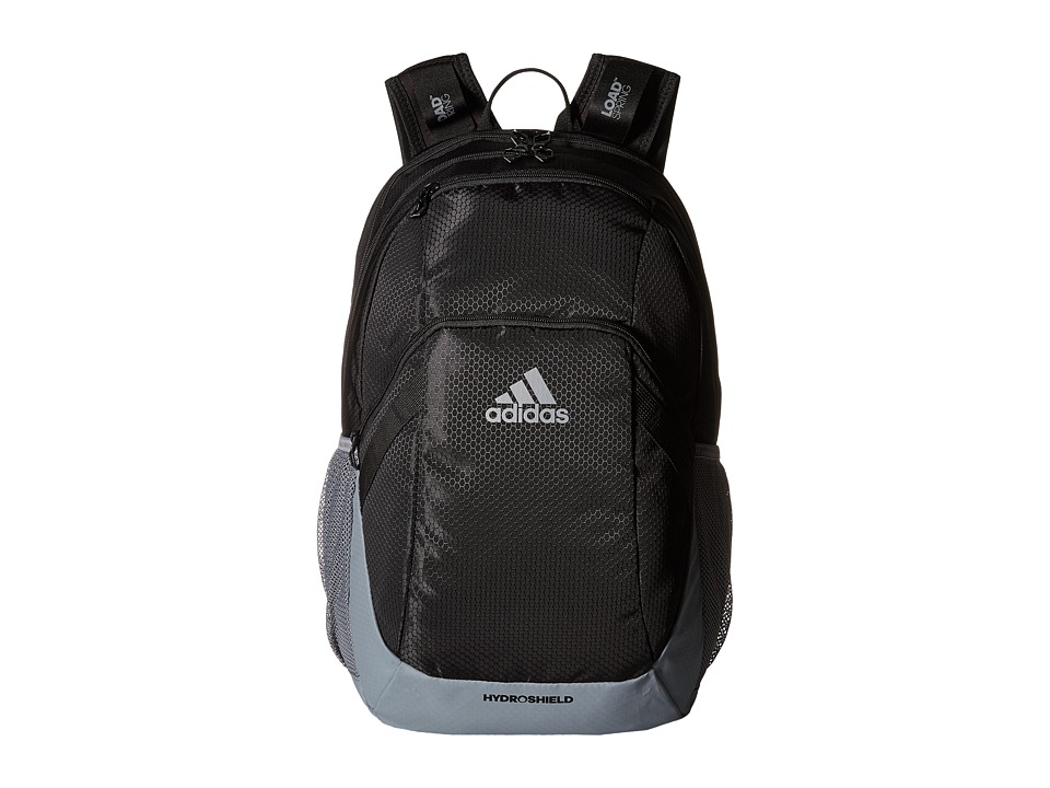 adidas - Pace Backpack (Black/Grey) Backpack Bags
