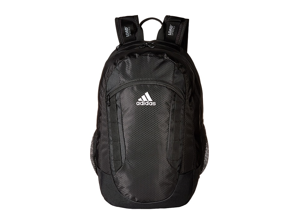 adidas - Excel II Backpack (Black/Grey) Backpack Bags