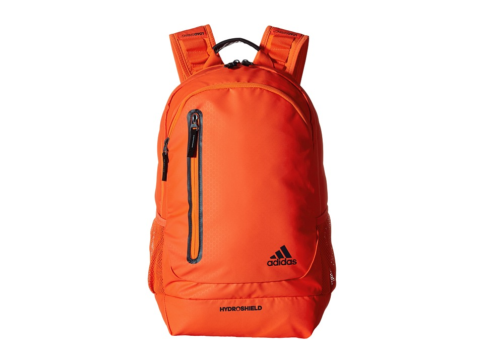 adidas - Breakaway Backpack (Solar Red/Solar Orange/Deepest Space) Backpack Bags
