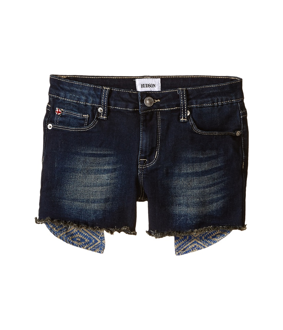 Hudson Kids - Coachella Shorts in Blue Blood (Big Kids) (Blue Blood) Girl's Shorts