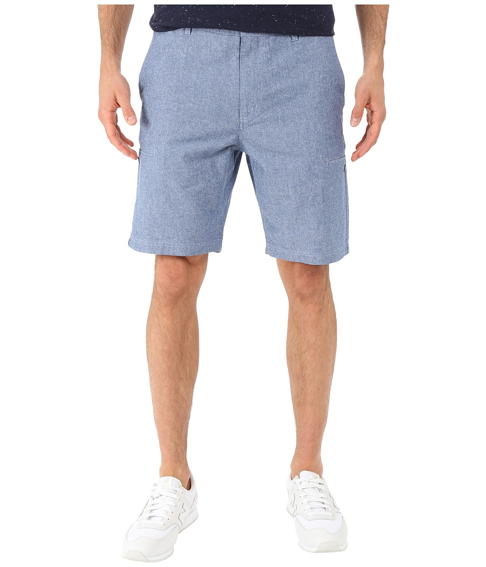 HUF - Legion Military Shorts (Blue Indigo) Men's Shorts