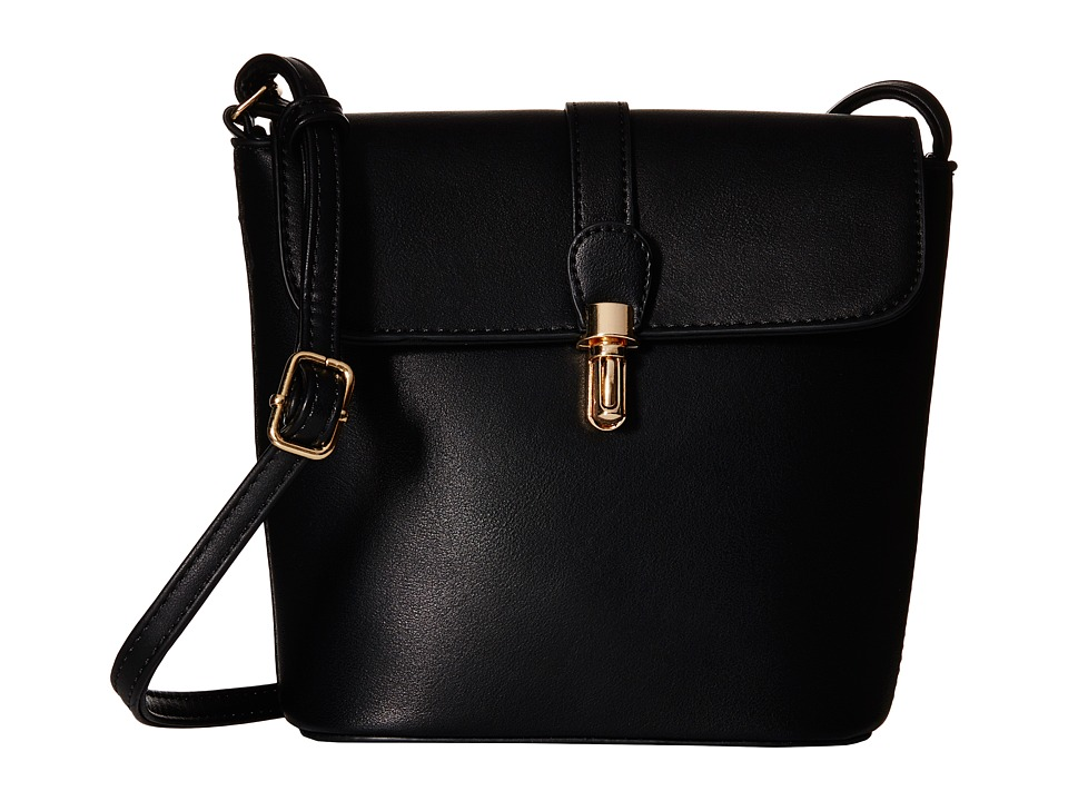 Gabriella Rocha - Andrea Crossbody Purse (Black) Cross Body Handbags