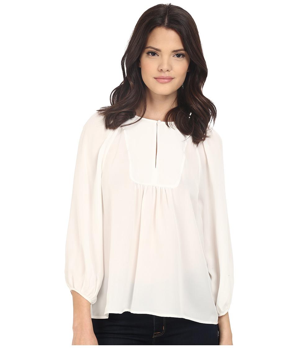 Joie - Nanor Blouse (Porcelain) Women's Blouse plus size,  plus size fashion plus size appare