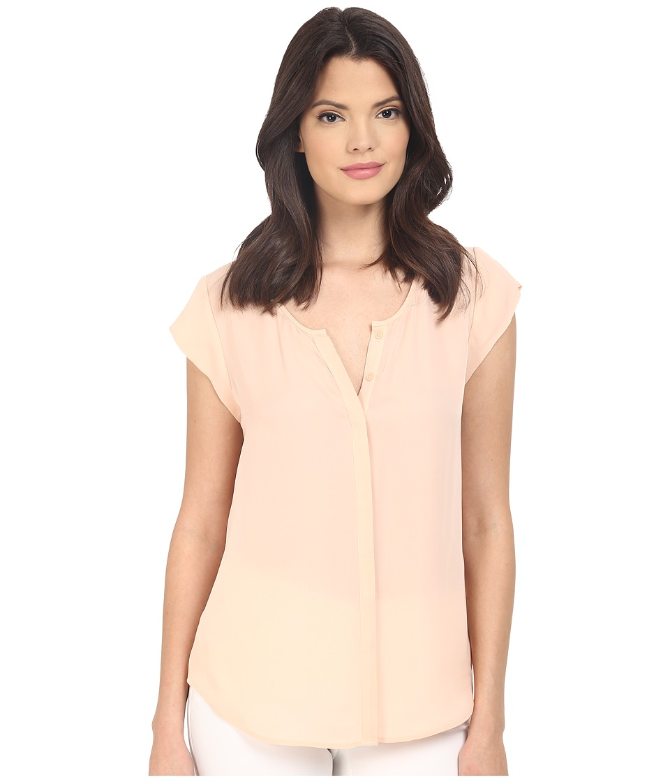 Joie - Iva Blouse (Light Apricot) Women's Blouse