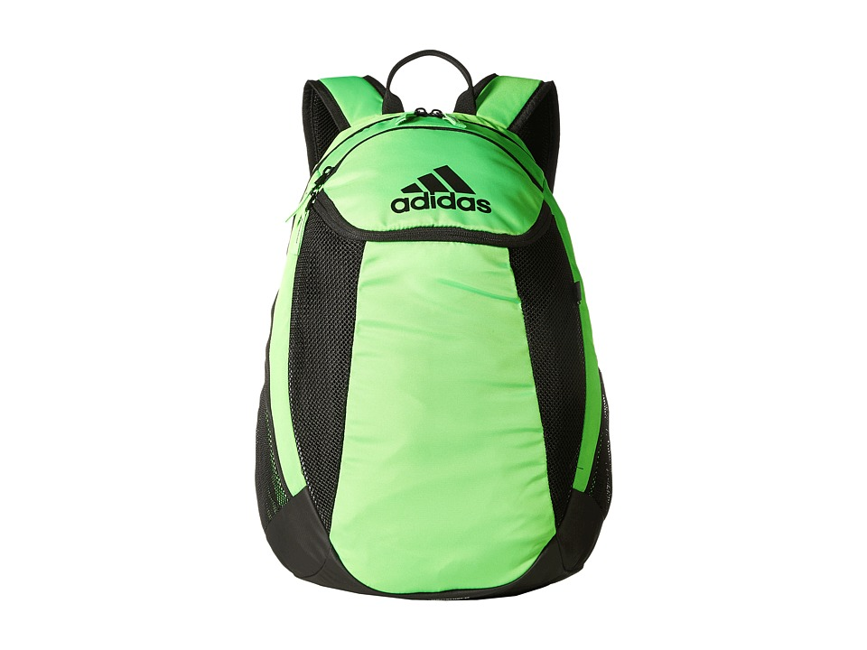 adidas - Condivo Team Backpack (Solar Green/Black) Backpack Bags