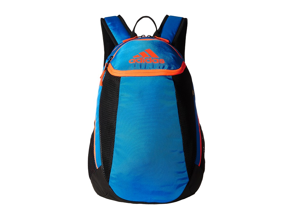 adidas - Condivo Team Backpack (Bright Blue/Solar Red) Backpack Bags