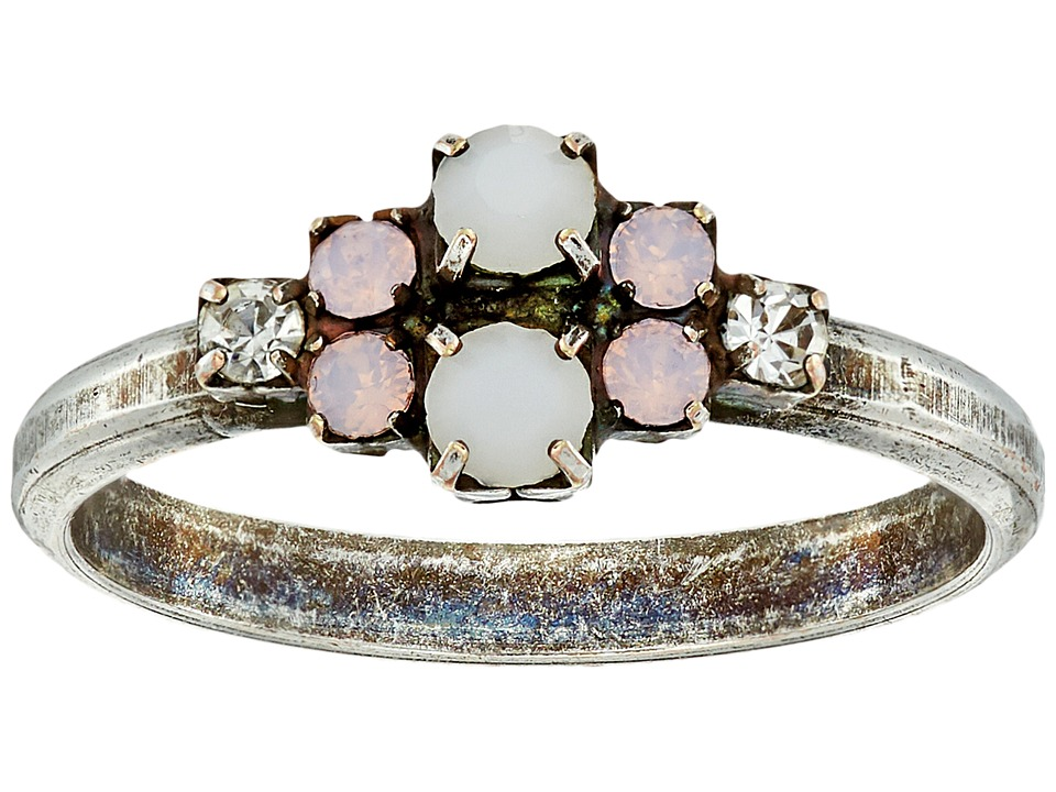 DANNIJO - LAURA Ring (Pink Asst) Ring