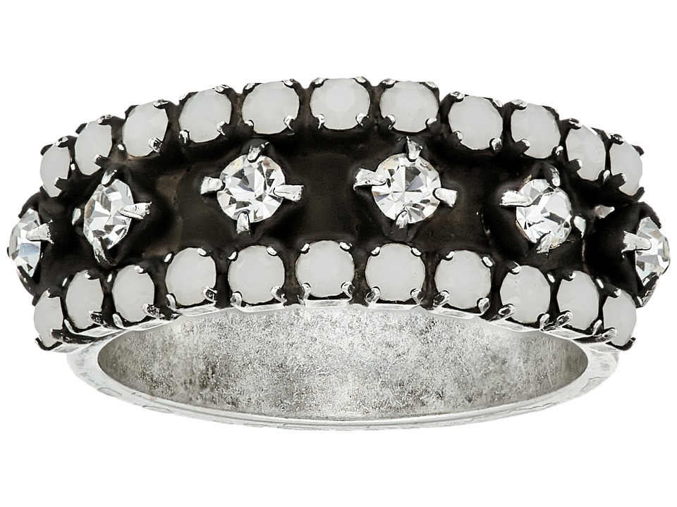 DANNIJO - LAVO Ring (White) Ring