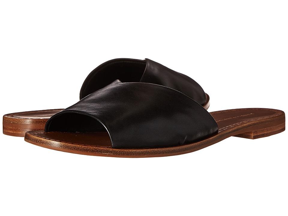 Diane von Furstenberg - Caserta (Black Nappa) Women's Shoes