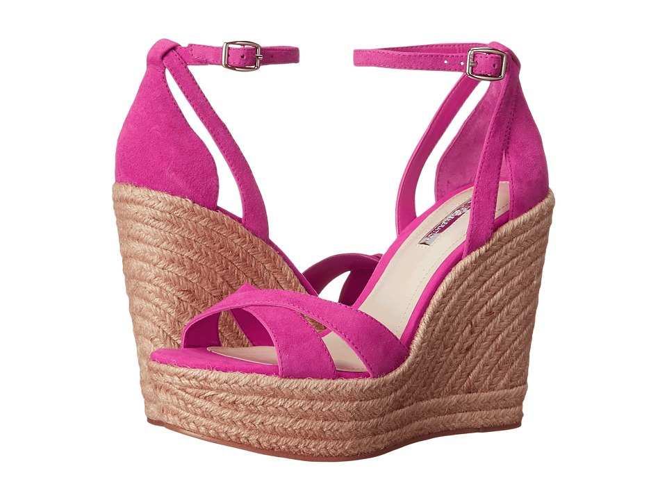 BCBGeneration - Holly (Flash Pink Kid Suede) Women