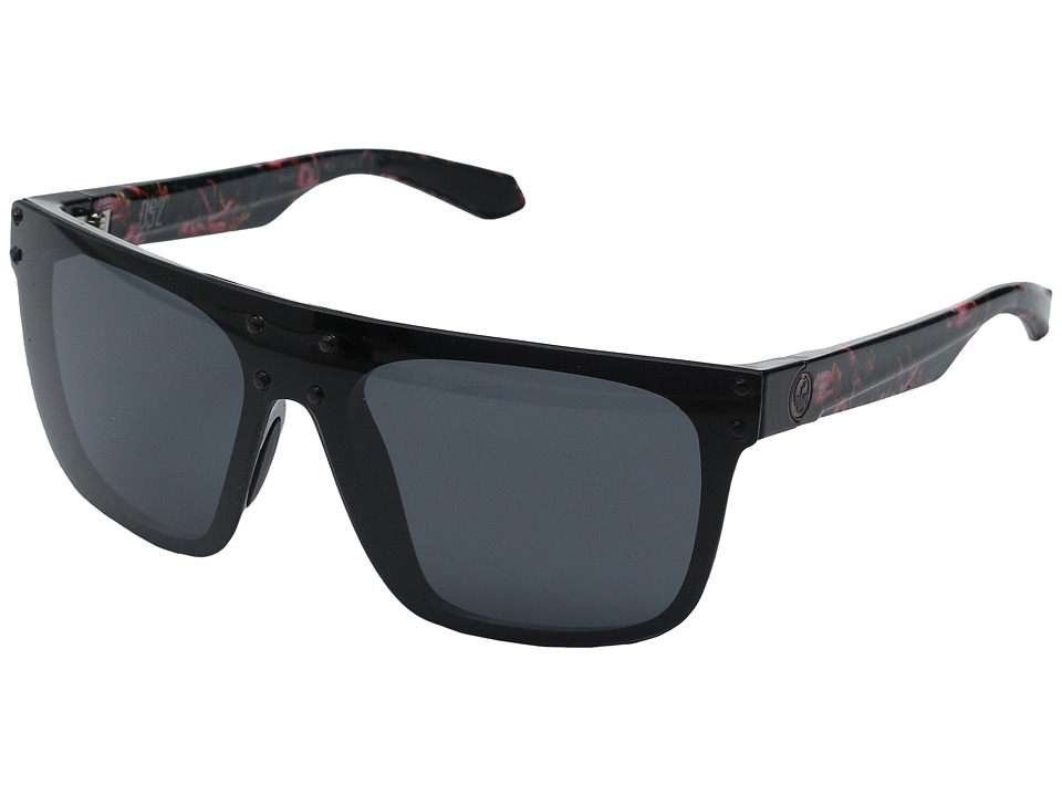 Dragon Alliance - DS2 (Hawaii/Grey) Fashion Sunglasses