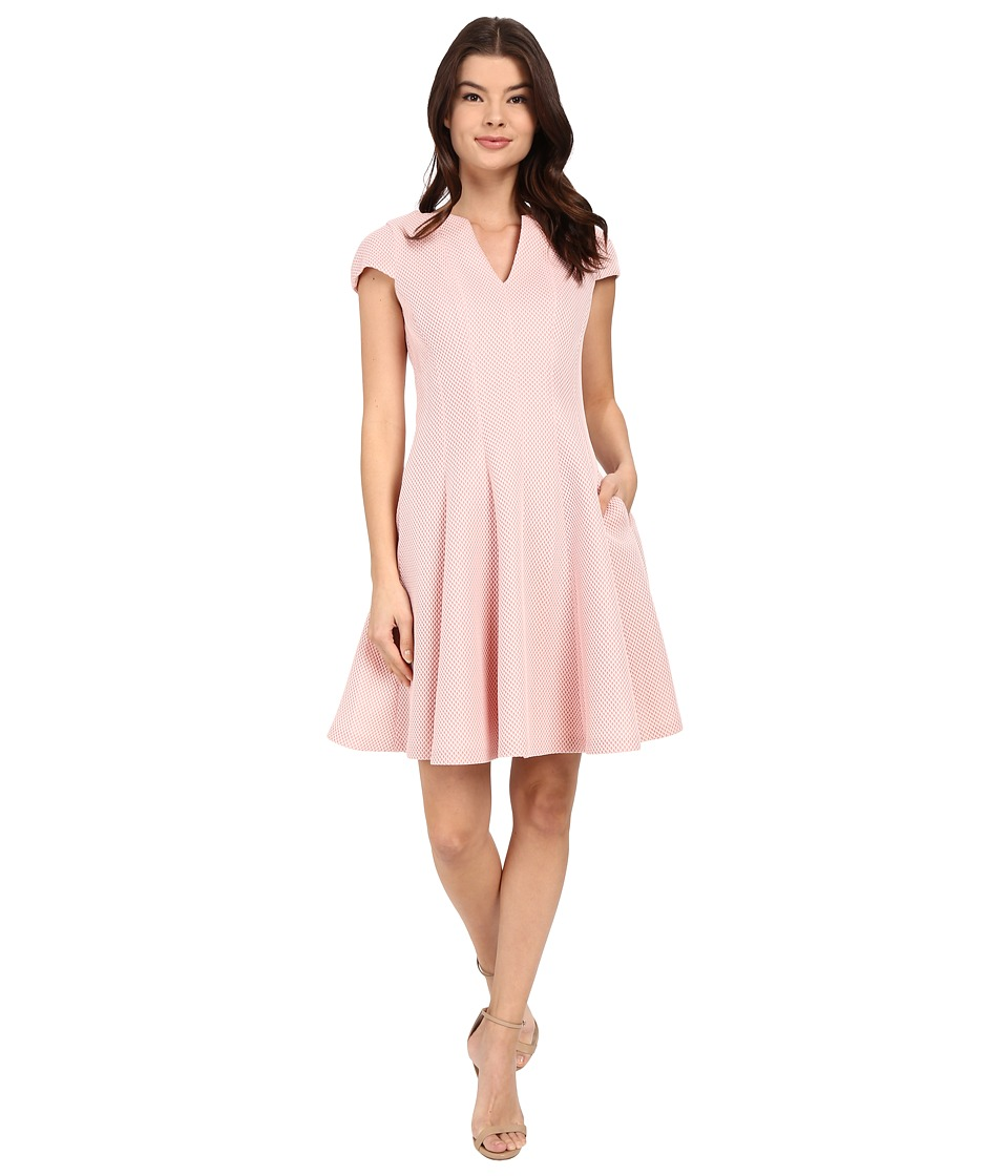 Christin Michaels Normandie Dress (Dust Pink) Women