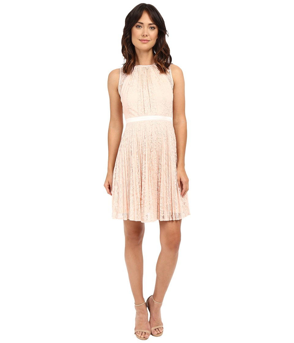 rsvp Metz Lace Dress (Dust Pink) Women