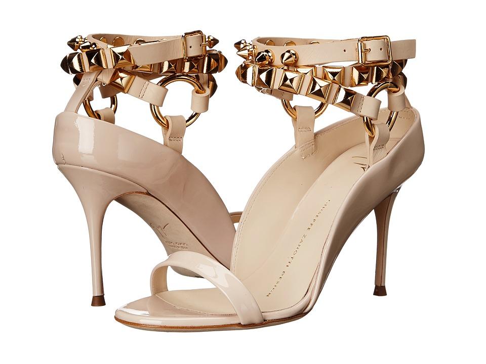 Giuseppe Zanotti E60232 Nude Womens Shoes