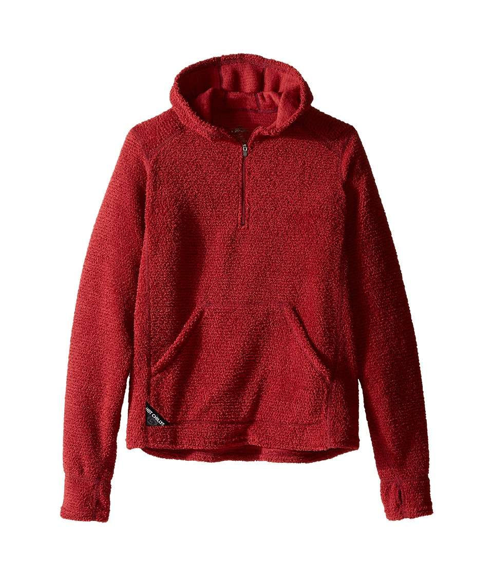 Hot Chillys Kids - Pico Hoodie (Little Kid/Big Kid) (Sedona) Kid's Clothing