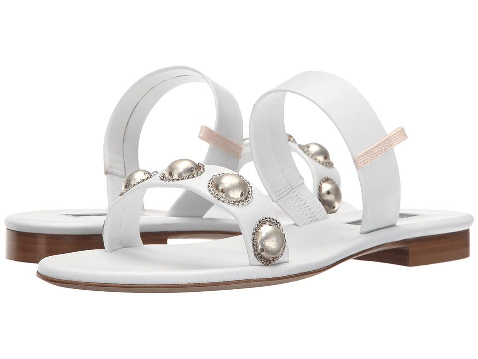 SJP by Sarah Jessica Parker - Rowan (Milk Leather) Women's Shoes