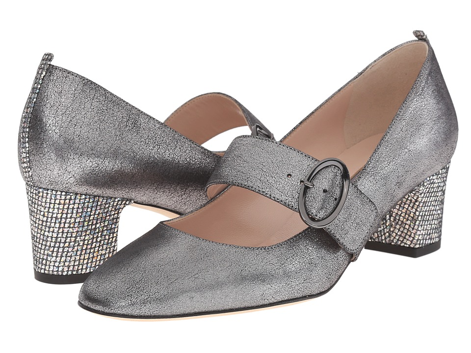 SJP by Sarah Jessica Parker - Tartt (Startle Gunmetal Leather) High Heels