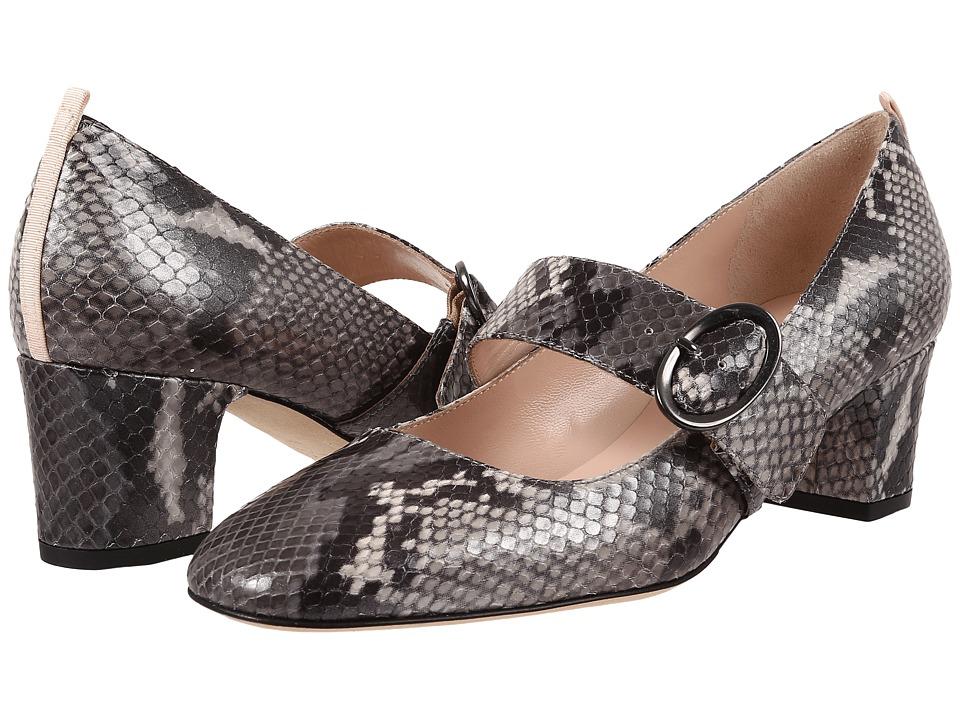 SJP by Sarah Jessica Parker - Tartt (Thule Anthractie Print Python) High Heels