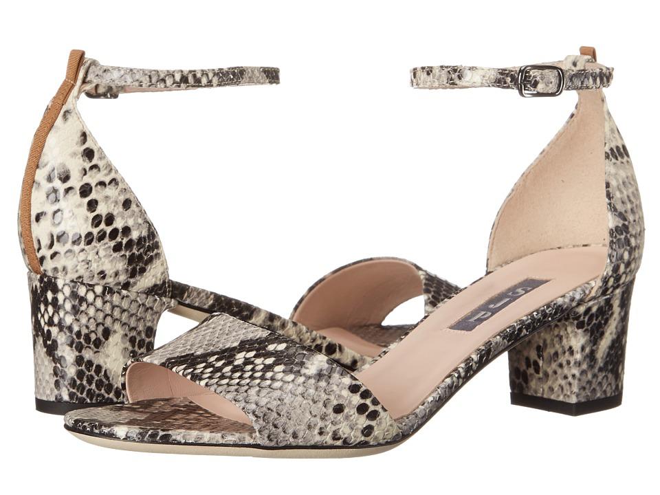 SJP by Sarah Jessica Parker - Skyler (Tintype Gray Print Python) Women's Shoes