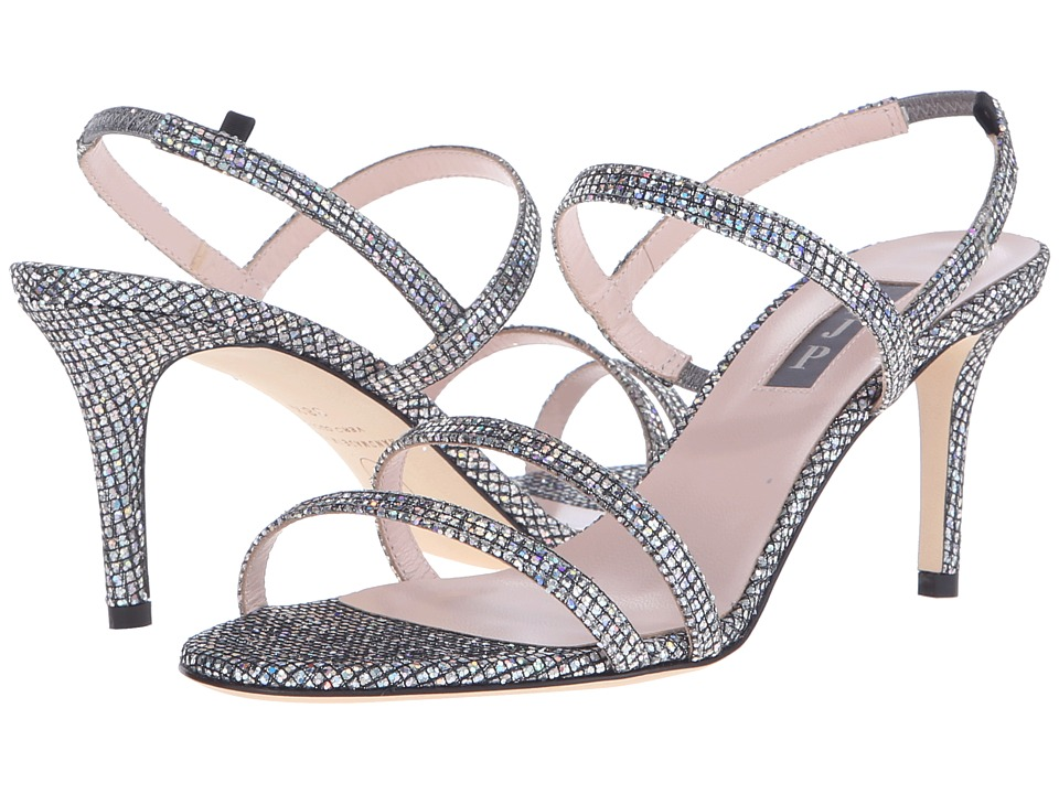 SJP by Sarah Jessica Parker - Iva (Silver Scintillate) Women's Shoes