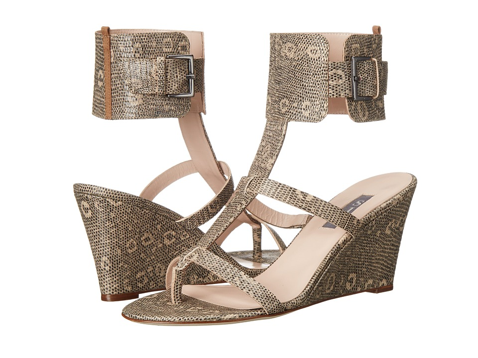 SJP by Sarah Jessica Parker - Festival (Reindeer Ivory Multi) Women's Shoes